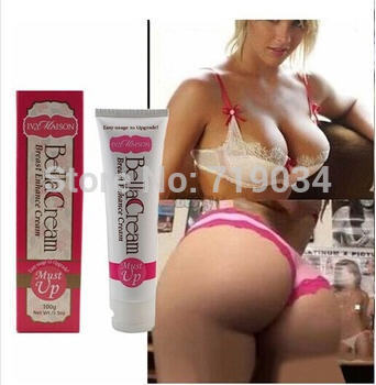Quick breast enhancement products - Herbal Extracts breast cream - Bella Cream Sex Product (gift breast massage video)(China (Mainland))