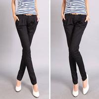 OVO!Brand 2014 new fashion Han edition ninth length Harem Pants slim cotton casual pants F.KZ.W.067