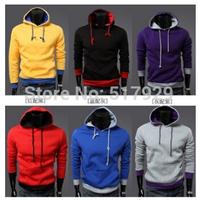 brand 2014 autumn new Mens Sweatshirts men's coat man hoody solid hoodies men outdoor hoodie for men sport jacket men