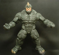 "Free Shipping Marvel Select The Amazing Spider-Man 2 Rhino Action Figure Toy 9""23cm"