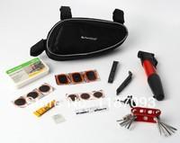 Wholesale multi fuction bike repair tool kit in bag
