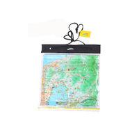 100% WATERPROOF Map Holder - Dry Bag Travel Case