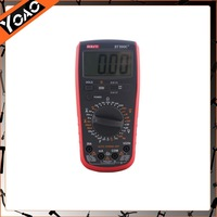 New BEST Digital Multimeter LCD AC/DC Ammeter Resistance Capacitance Wholesale BR RU
