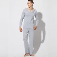 Brand men pajamas fashion robe sets yoga clothing modal mens sexy sleepwear high qualtiy family pajama set free shipping