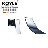KOYLE - Polished Chrome Two Holes Bathroom Widespread  faucets mixers taps torneira torneiras para  banheiro bathroom faucet