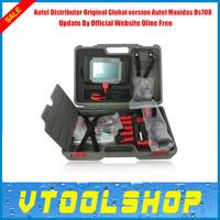 Top 2014 Original Autel MaxiDAS DS708 Automotive Diagnostic System DS 708 Free online update + Multi-Language + Free Shipping