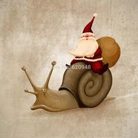 Merry Christmas series,Wholesale custom Santa  hanging car air freshener
