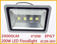 AC85V~265V Waterproof LED Flood Light Lamp 120W 150W 200W LED Floodlight Spotlight Outdoor Light