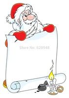Merry Christmas series,Advertising Logo Printed Paper Bulk Car Air Fresheners