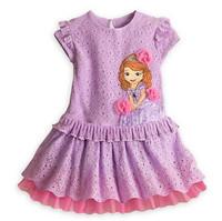 Retail NEW 2014 Summer girl dress,lace, bow princess dress, sleeveless fashion, elegant dress for girl, pink, Free Shipping