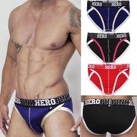 Best selling PINKHERO fashion design sexy comfortable soft shorts men's  underwear men's  briefs wholesale/retail
