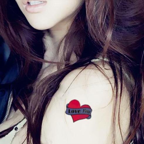 Временная татуировка MISS E TMS/79 для школы нужна временная или постоянная регистрация