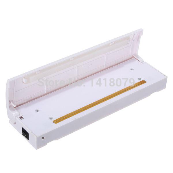 Hot Sale Vacuum Heat Sealer Sealing Seal Stay Fresh Freezer Food Storage Bag Lunch Kit(China (Mainland))