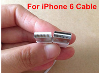10pcs USB data Sync charger charging Cable For iPhone 6 6 Plus Line Cables For iPhone 5 5S 5C Free Shipping