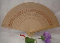 Wholesale Fashion&Elegant Chinese wood wedding fan, best idea for wedding party