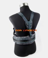 TMC MOLLE MLCS Gen II Tactical Belt Suspenders MOLLE Belt In Newest Typhon Camo+Free shipping(SKU12050368)