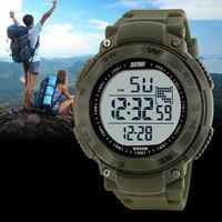 Sports Military Men Watches SKMEI Outdoor Unisex Dress Wrist Watch Led Digital Automatic Wristwatch Fashion Casual Wristwatches