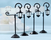 Elegant Street Light Name holder, place card holder for wedding