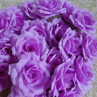 Wedding Decoration Artificial Real Touch Rose Flowers 50PCS Per Lot Wedding Flower Arrangements Hawaiian Party Decorations