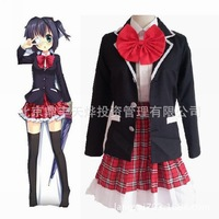 Anime Two disease have to love Dan Klang Valley SUNSHINE cosplay costumes  Women fantasia dress