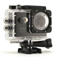 12MP Full HD 1080P Sports Helmet car Action Waterproof Mini DV Dash Car Digital Camera Cam Camcorder Video DVR SJ4000 black