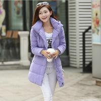 Hot Sale New Winter Women/Students Brand Casual Gift Parka Short Down Coat Jacket Students dress Plus size  L-XXXL  YY0618