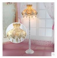 Free shipping European sitting room floor lamp warm bedroom floor lamp creative fashion field adjustable light floorlamp