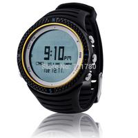 Brand Spovan Outdoor Sports Watches 30M Waterproof Digital Watch Altimeter/ Barometer / Compass etc Multifunctional Wristwatches