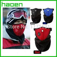 100pcs/lots Motorcycle Helmet Bike Bicycle Ski Snow Snowboard Sport Neck Winter Warmer Face Mask Ear Windproof Scarf