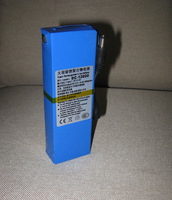 Large-capacity rechargeable lithium battery explosion-proof 12V 8000Mah backup power DC 12800