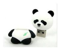 Christmas gifts New chinese panda model usb 2.0 memory flash stick pen drive 4-32GB