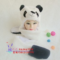 Long section of 90 cm Cute animal cartoon animal hat,winter warm hat for Adult and children  multi-style