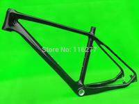 "2014 Brand New Full Carbon Glossy Mountain Bike Bicycle 26ER MTB Frame 18""  (FR203)"