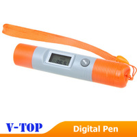 Mini Digital Thermometer Pen LCD Non-Contact IR Infrared Thermometer -50 ~ 230 Degree