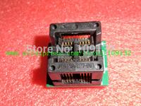 double SO8 SOP8 to DIP16 Programmer adapter Socket Converter 200mil 208mil