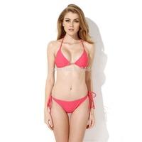 2014 New Women Ladies Sexy  Bikini Set Swimwear free shipping Bikini Set Swimwear