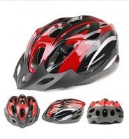 Hot selling bicycle helmet EPS+PC material bike helmets 3colors outdoor sport Adults helmet Free drop ship