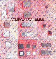 FREE SHIPPING ATMEGA48V-10MMU 4K 10MHZ 28-QFN ATMEGA48V-10 48V ATMEGA48V 48V ATMEGA48 48V-10 3pieces