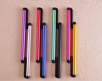 20pcs/lot Mini Pens Capacitive screen stylus touch pen with clip for iphone 4 iphone 5 iPad mini iPad iPod touch for samsung