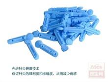 blood sugar tester lancets glucose testing tools free shipping