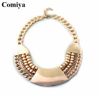New vintage retro brand jewelry big gold filled key tassel necklaces for women 2014 pendant shourouk gift cc friends choker goth