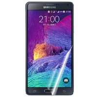 High Clear Screen Film For Samsung Note 4 Front Screen Protector