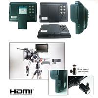 "Lilliput 7"" 668GL-70NP/HY LCD Video Camera Monitor with HDMI YPbPr EU Plug"