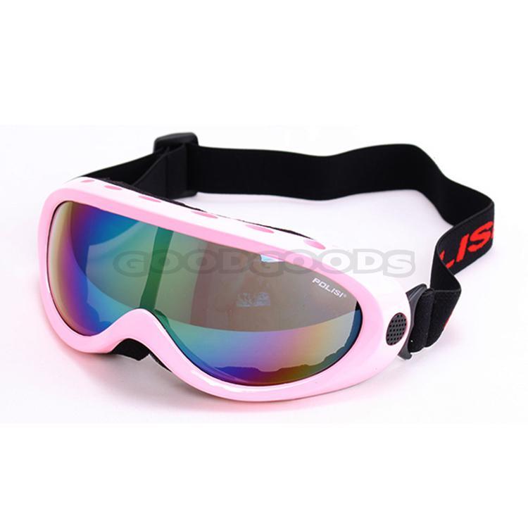 New POLISI Adult and Children Motorcycle Off-Road Cycling Goggle Glasses Eyewear UV400 Ski Snowboard Skate Goggles(China (Mainland))