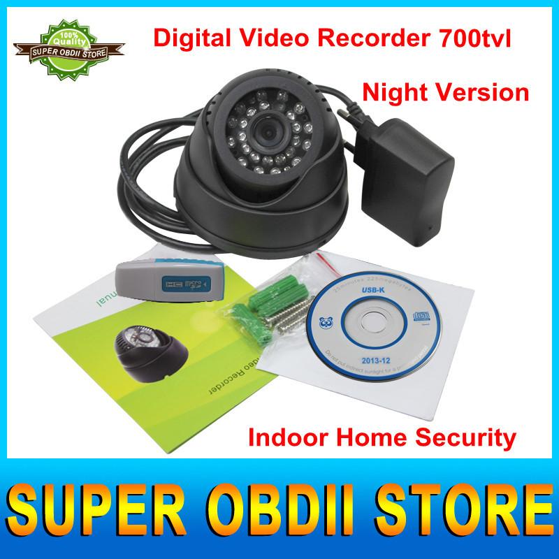 "High Quality House Security Video Recorder CCTV 700tvl Home Dome Camera 1/4""CMOS Sensor Motion Detection 3 Years Warranty(China (Mainland))"
