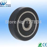 Hot selling PU conveyor roller pu roller wheels 625RS pu & rubber roller 5x20x6mm