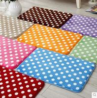 Floor Mat Bath Rug Area Kitchen Rug Door Way Feet Mat Super Soft Anti-slip Strip Doormat/ Floor Rug kitchen carpet