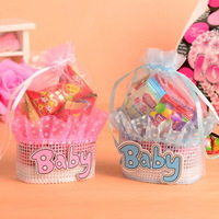 New Baby favor bag, cute candy bag for gift