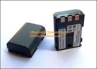 2Pcs/Lot Digital Battery NB-2LH NB 2L NB2L BP 2LH 2L5 for Canon Cameras DC310 DC320 DC330 DC410 DC420 HV20 HG10 EOS 350D 400D