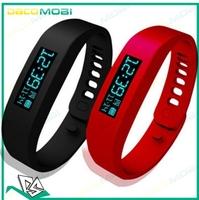 2014 Smartwatch OLED Bluetooth Smart Bracelet Sport Watch WristWatch Healthy Wrist Watch Samsung Android Phone 50Pcs/Lot